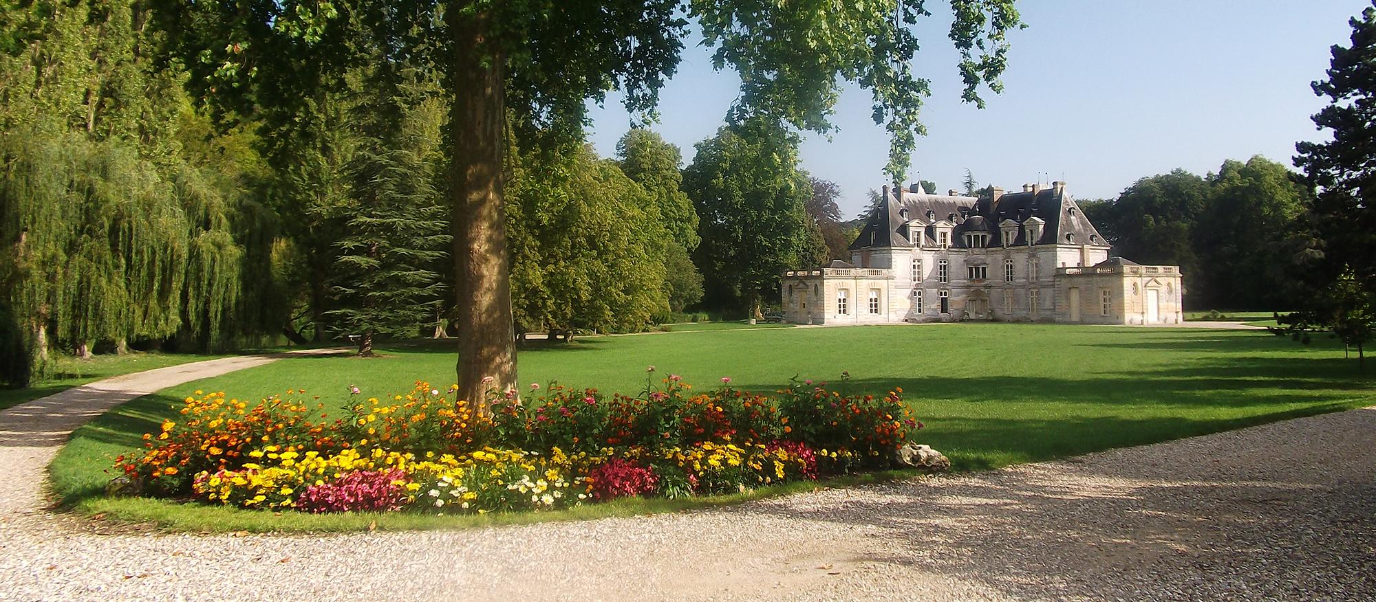 Chateau d'Acquigny - Normandie (D.Levilain)