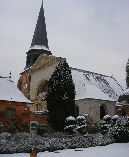 Eglise d'Acquigny