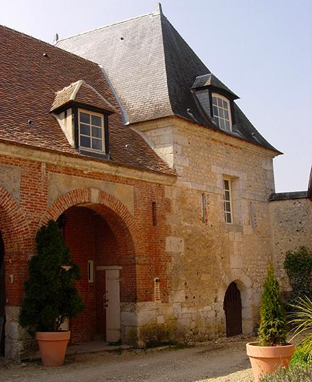 Prison du château d'Acquigny