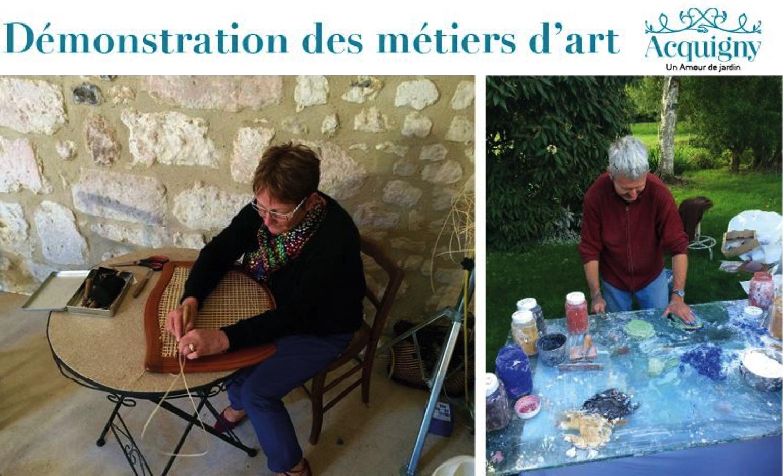 Artisans Journée du patrimoine